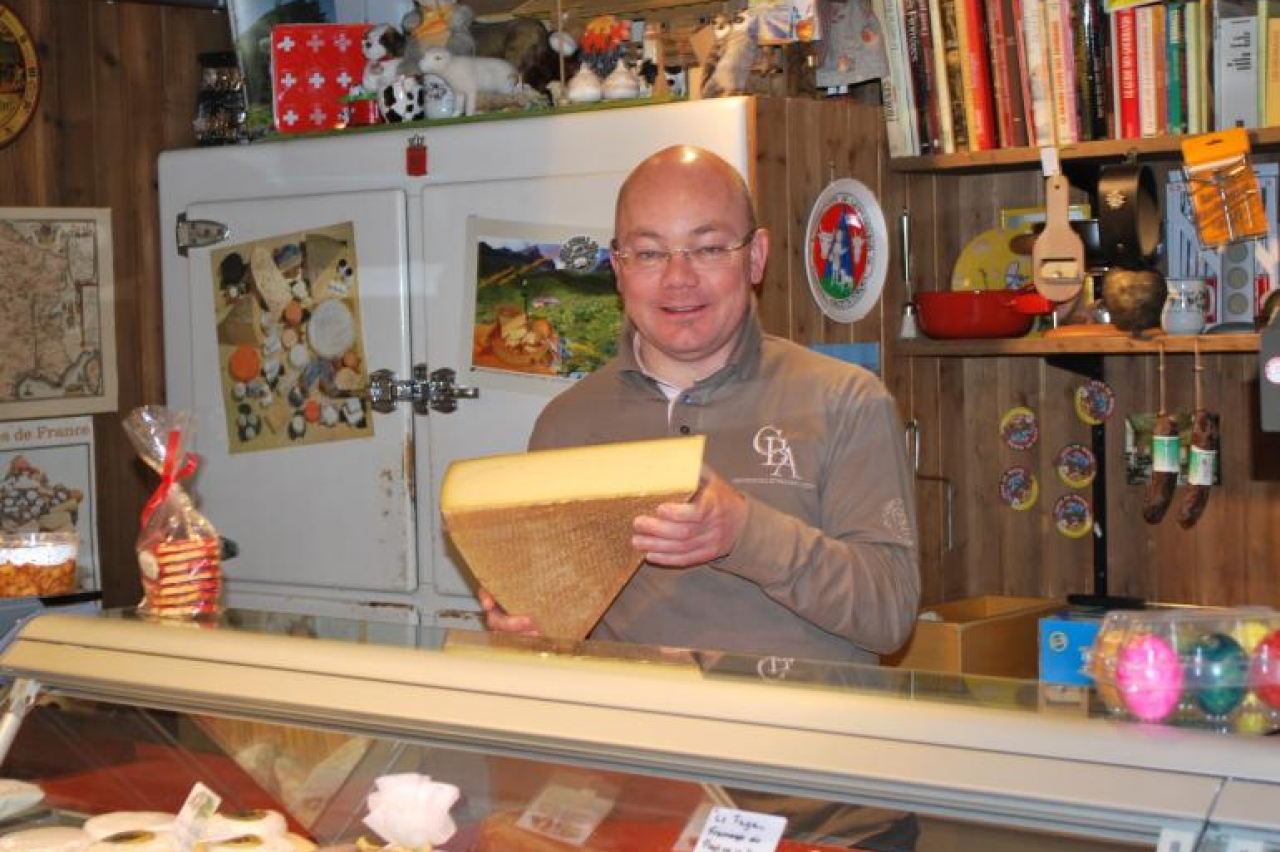 Dufaux Laiterie Fromagerie