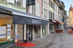 Barnes Morges SA - Immobilier Morges