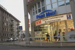 Centre Commercial du Pont Neuf - Grand magasin Morges
