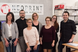 Neoprint SA - Services Morges